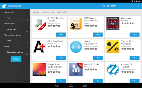 Tablified Tablet Market- screenshot thumbnail