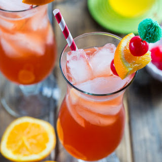 Passion Fruit Hurricane.