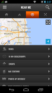 Harley-Davidson Ride Planner - screenshot thumbnail