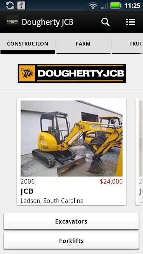 Dougherty JCB