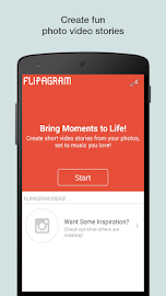 Flipagram Screenshot 1
