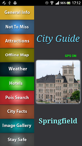 Springfield Offline Guide