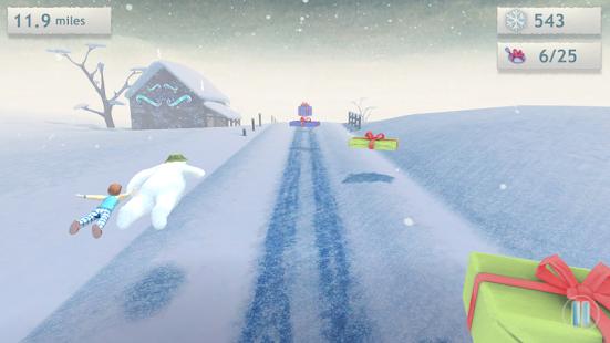 玩免費家庭片APP|下載The Snowman & The Snowdog Game app不用錢|硬是要APP