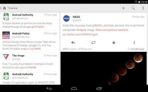 Fenix for Twitter Screenshot 16