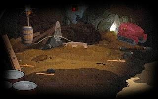 Screenshot of Escape Game Dark Cave