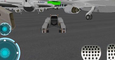 Screenshot of Ultra 3D airport car parking