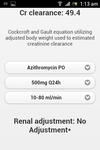 【免費醫療App】Antibiotic Guide-APP點子