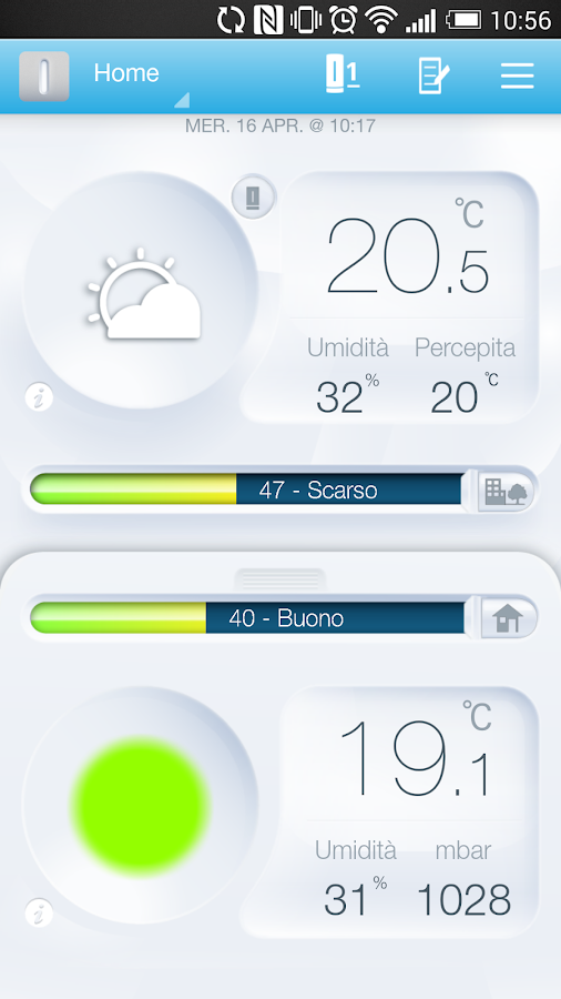 stazione netatmo app android su google play. Black Bedroom Furniture Sets. Home Design Ideas