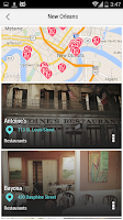 Screenshot of New Orleans City Guide