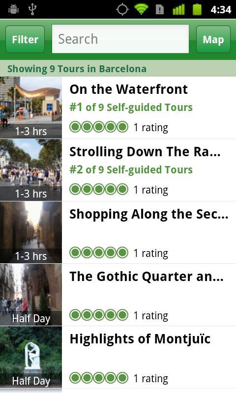 Barcelona City Guide screenshot #5