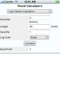 Wood calculators android apps on google play for Lumber calculator for house