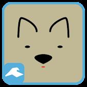 카카오톡 테마 - 픽스독 테마 : 픽스토리스튜디오