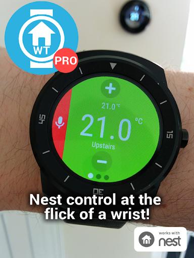 WrisTemp Pro for Nest