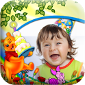 Birthday Frames Free icon