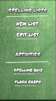 Screenshot of Spelling Companion - Lite