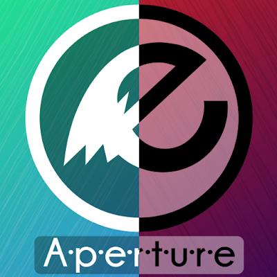 EvolveSMS Theme- Aperture