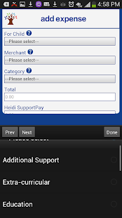 SupportPay - Child Support - screenshot thumbnail