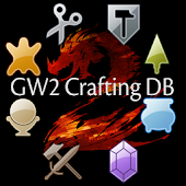 Guild Wars 2: Crafting DB Free