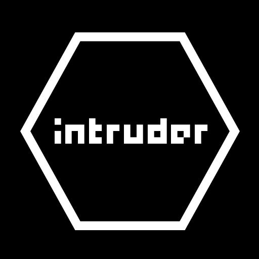 Intruder LOGO-APP點子