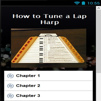 How to Tune a Lap Harp
