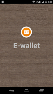 E-Wallet- screenshot thumbnail