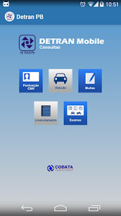 Detran-PB Mobile- screenshot thumbnail