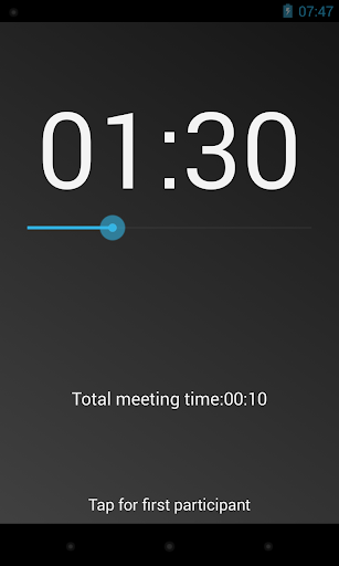 Scrum Daily Timer