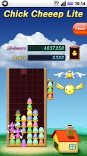 Chick Cheeep Lite- screenshot thumbnail