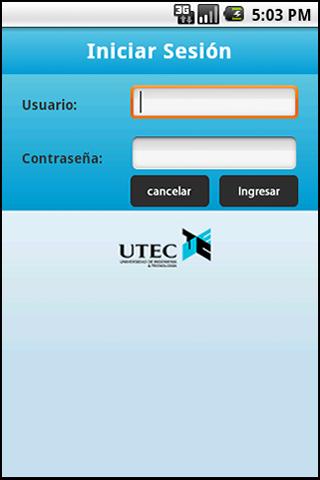 UTEC in class