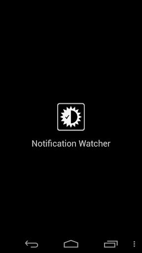 NotificationWatcher