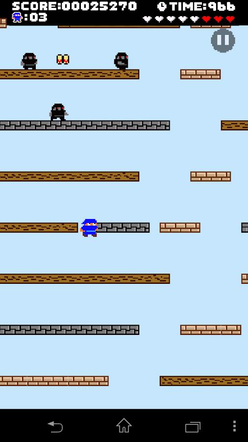 Ninja-san- screenshot