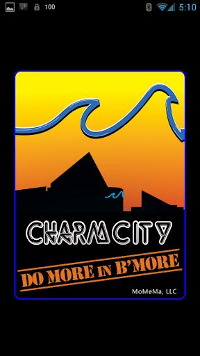 Baltimore - Charm City App