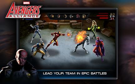 Avengers Alliance Screenshot 4