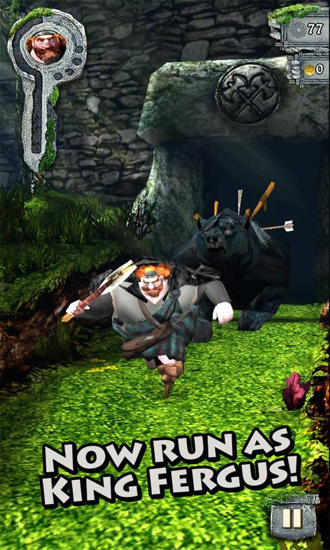 Temple Run: Brave- screenshot