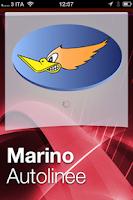 Screenshot of MarinoBus