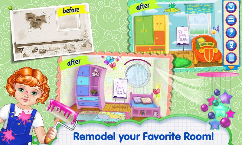baby room makeover android apps on google play