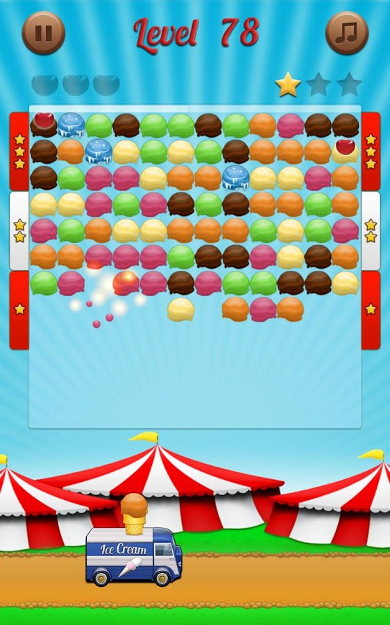 Bubble Scoop HD - screenshot