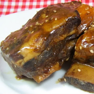 Asian-Style Beef Short Ribs