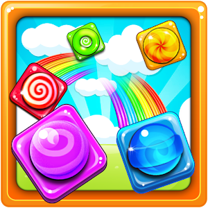 Crazy Candy HD for PC and MAC