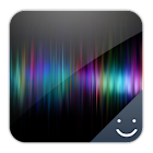 Rainbow Radiance Theme icon