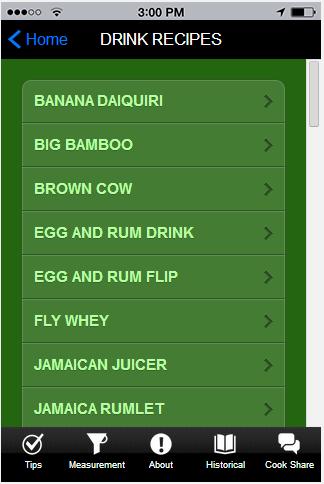 Cook Jamaican 3.0