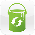 PaintCare Recycling Site Tool icon