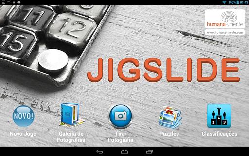 JigSlide - Slide Puzzle