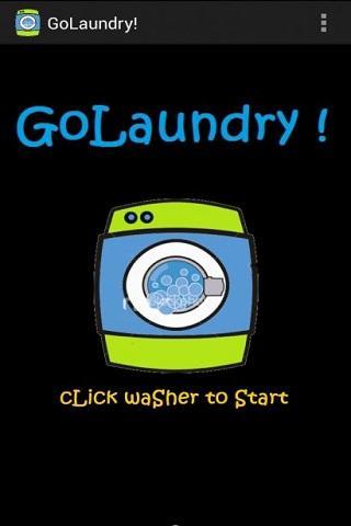 Go Laundry - Ur Laundry Timer