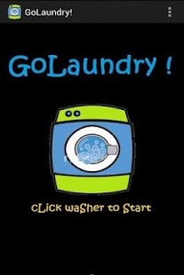 Go Laundry! - Ur Laundry Timer- screenshot thumbnail