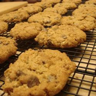 Oatmeal Chocolate Chip Cookies I.