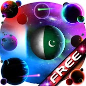 Pakistan Flag Planet Free