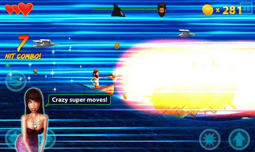 Super Waves Survivor - screenshot thumbnail