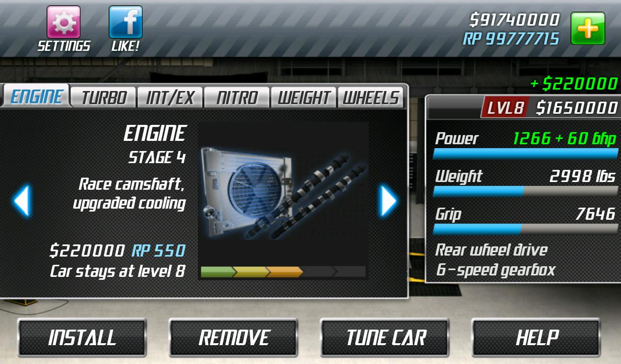 Drag Racing screenshot #18