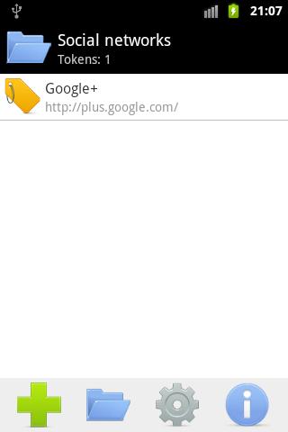 Accessor- screenshot